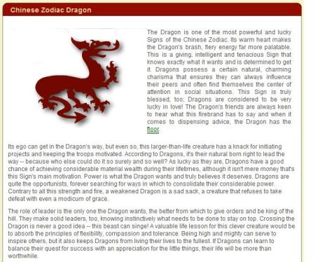 chinesezodiacdragon